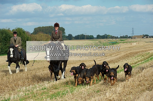Yorkshire Farmers Bloodhounds