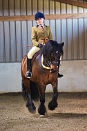 Rainbow Shows - 03APR2016 -  Bromley Farm, Wortley: Showing - Ridden