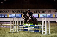 ADRC - 02JAN2017 - Moorhouse EC: Open Team Show Jumping Class 3 80-85CM