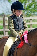 Rainbow Shows: Elms Farm Equestrian: Showing - 15MAY2016