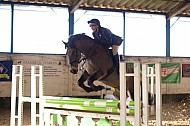 ADRC - 14JAN2017 - Moorhouse EC: Members Show Jumping Class 3 85CM