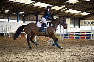 ADRC - 18FEB2017 - Moorhouse EC: Members Show Jumping Class 4 95CM