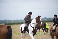 Yorkshire Farmers Bloodhounds: Hound Exercise - 30OCT2016 Crowle