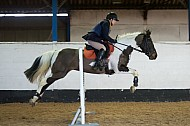 ADRC - 11MAR2017 - Moorhouse EC: Members Show Jumping Class 1 Novice 65CM