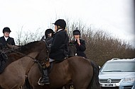 Yorkshire Farmers Bloodhounds - 26FEB2017 - Misson Hunt