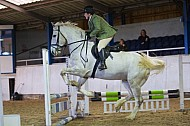 ADRC - 18FEB2017 - Moorhouse EC: Members Show Jumping Class 1 65CM