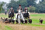 Yorkshire Farmers Bloodhounds - 01OCT2016 Almholme, Doncaster