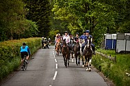Yorkshire Farmer Bloodhounds - 19MAY2019 - Amble Ride