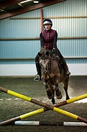 Lisa Smith Eventing - XC Clinic - 30JAN2016: Class 07