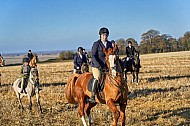 Yorkshire Farmer Bloodhounds - 18NOV2018 - Opening Meet Walcot Hall