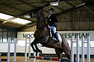 ADRC - 11MAR2017 - Moorhouse EC: Members Show Jumping Class 2 Novice 75CM