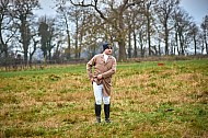 Yorkshire Farmer Bloodhounds - 20JAN2019 - Walcot Hall Hunt