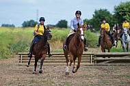Yorkshire Farmers Bloodhounds - 02JUL2017 - Charity Ride: Crowle