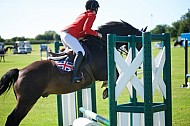 SDPOC - 27AUG2017 - Show Jumping & Showing