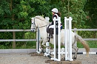 Rainbow Shows - 12AUG2016 -  Oakley Equestrian Centre, Crowle: Novice & Open Show Jumping