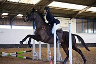 ADRC - 11MAR2017 - Moorhouse EC: Members Show Jumping Class 0 Novice 45CM