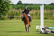 SDPOC - 24JUL2016 - Show Jumping & Showing