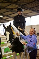ADRC - 12NOV2016 - Moorhouse EC: Members Show Jumping Class 3