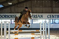 ADRC - 14JAN2017 - Moorhouse EC: Members Show Jumping Class 4 95CM