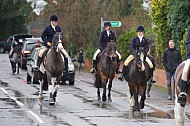Yorkshire Farmers Bloodhounds - 01JAN2017 - New Years Day Hunt