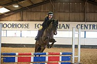 ADRC - 18FEB2017 - Moorhouse EC: Members Show Jumping Class 0 Novice