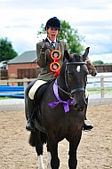 Rainbow Shows - 04SEP2016 - Oakley Equestrian Centre, Crowle: Showing