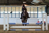 ADRC - 14JAN2017 - Moorhouse EC: Members Show Jumping Class 2 75CM