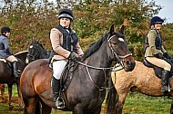 Yorkshire Farmer Bloodhounds - 07OCT2018 - Hound Exercise Scunthorpe