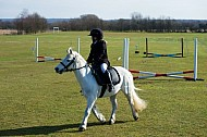 SDPOC (Scunthorpe District Pony Owners Club) 20th March 2016